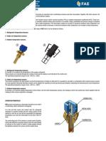 Technical Info Temperature Sensor 22 (FAE 33160)