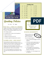 grading policy form