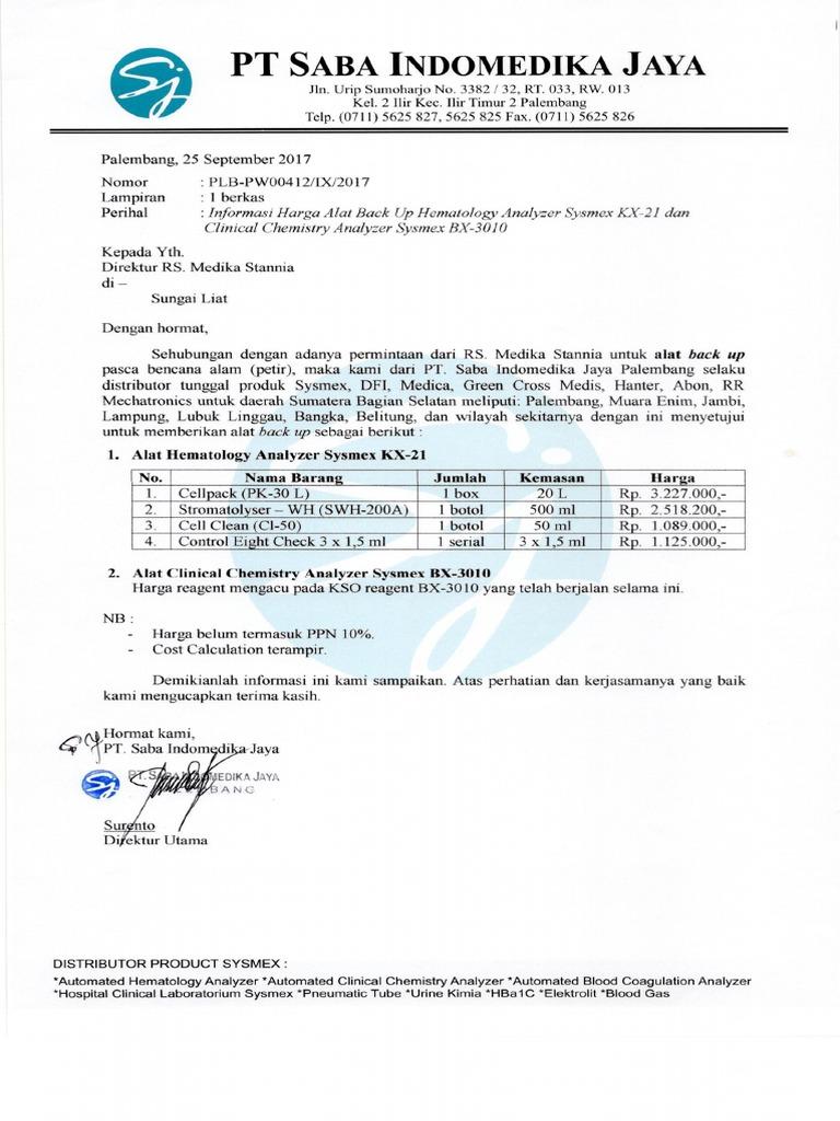 RS Medika Stannia (KX21-BX3010) pdf