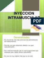 Clase 5 Intramuscular