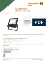 Gps01 2795909 Ledvance Floodlight Led Pro Apac