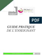Guide Pratique enseignant