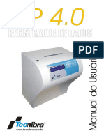 Manual Relogio Ponto TBP40