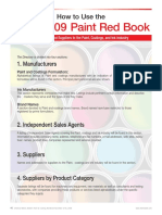 Formulators and Suppliers to the Paint, Coatings, And Ink Industry