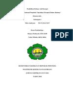 Pendidikan Budaya Anti Korups1 (Mela Andriyani Kel. Empat)