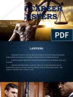 law career clusters power point