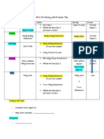 6-7 literacy weekly lesson plan  3