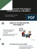 Psicología Clinica