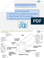 2-Geometria Movimentos Classificação ISO Ferramentas-2017 - V2