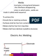 Welding Types and Defects