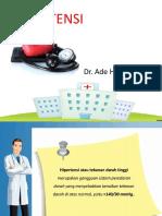 Hipertensi Dr Ade