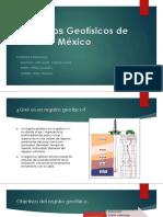 Registros Geofísicos de México- Toberas Demoniacas Final