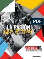 Libro de Ruta - La Vuelta18