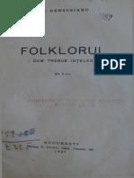 1909 DENSUSIANU Folklorul.pdf