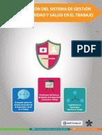 Planificación Del Sistema de Gestión de La Seguridad y Salud en El Trabajo - Copia