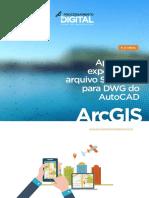 Aprenda a Exportar Um Shapefile Para o Formato DWG Do AutoCAD-1