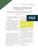 El Contrato de Construcción  Arturo Prado