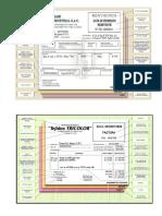 Modelo de Documentos de Almacen
