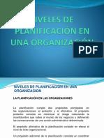 civeles de planificacion de una organizacion