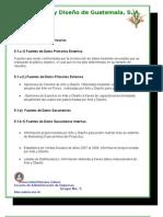Fuentes de Datos Del Proyecto 5.1