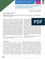 Estudio de Sistema Placa-Pilote Con Micr