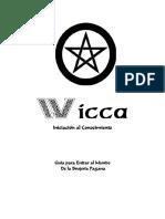 Wicca Introduccion Al Conocimiento