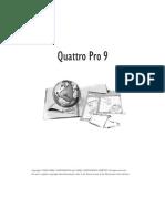 Quattro Pro 9 Manual