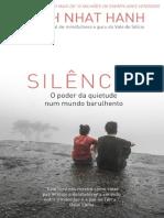 HANH, THICH NHAT. Silêncio- o Poder Da Quietude Num Mundo Barulhento