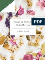 eBook Essays on Holistic Aromatherapy Dr Malte Hozzel