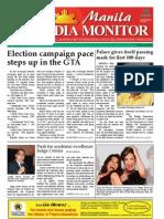 Manila Media Monitor -- SEPTEMBER 2010