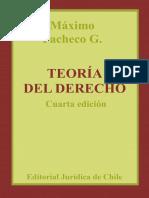 57200753 Teoria Del Derecho Maximo Pacheco g