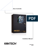 KT-400 Installation Manual DN1726-1003 En