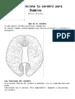 resumen cerebro