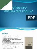 Mochila Free Cooling