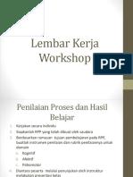 lks workshop
