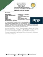 CDIS ICT Achievers