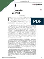 La Jornada_ La Gran Niebla de 1952