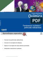 Clase 1 Fenómenos Nucleares I Partículas Radiactivas 2015