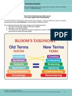 Go Be 235 Blooms Taxonomy