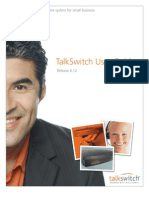 Talk Switch User Guide[1]