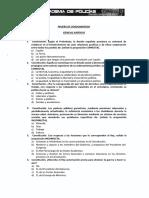 Examen Oficial GUARDIA CIVIL 2016