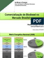 Comercializacao de Biodiesel No Mercado Brasileiro Ricardo Borges Gomide