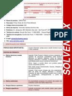 FISPQ 949 Zarcotex
