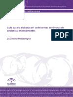 Guia Metodologica Informes Sintesis