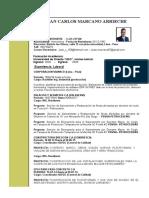 Ensayo Casacion 426 - 2015