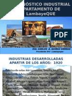 Diagnostico Industrial en Lambayeque