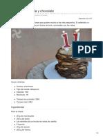 Thermorecetas.com-Tortitas de Vainilla y Chocolate