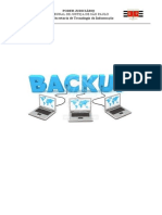 Manual Do Backup