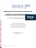 WSAVA Vaccination Guidelines 2015 Full Version