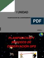 Sesion 03 Planificacion Del Levantamiento Con Gps